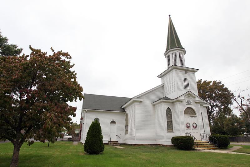 1869 United Methodist Church as of 2010. Photo courtesy of the Herald-Dispatch of Huntington WV (5/12/2015)