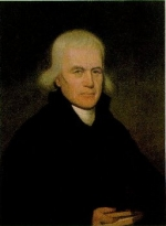 "Francis Asbury ""Father of American Methodism"". Photo courtesy of Asbury University, Wilmore, KY."