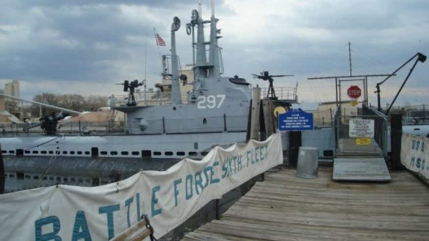 Guests to the museum were once able to tour the USS Ling, as well as numerous exhibits and several smaller vessels that were built by the United States, Japan, and Germany.