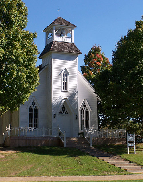 Charlton Center Church