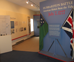 Hubbardton Battlefield Exhibit
