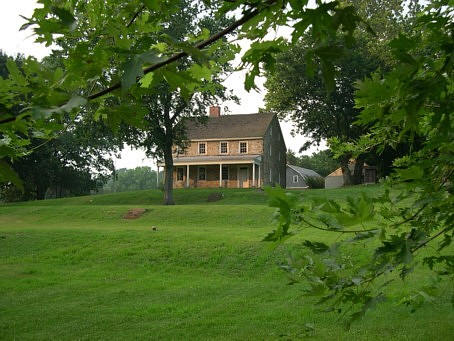 Haldeman Mansion Grounds