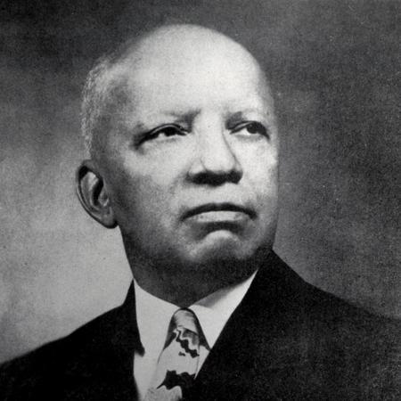 Carter G. Woodson.