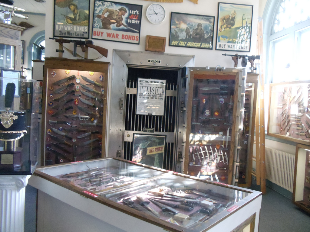 Example of a WWI Exhibit