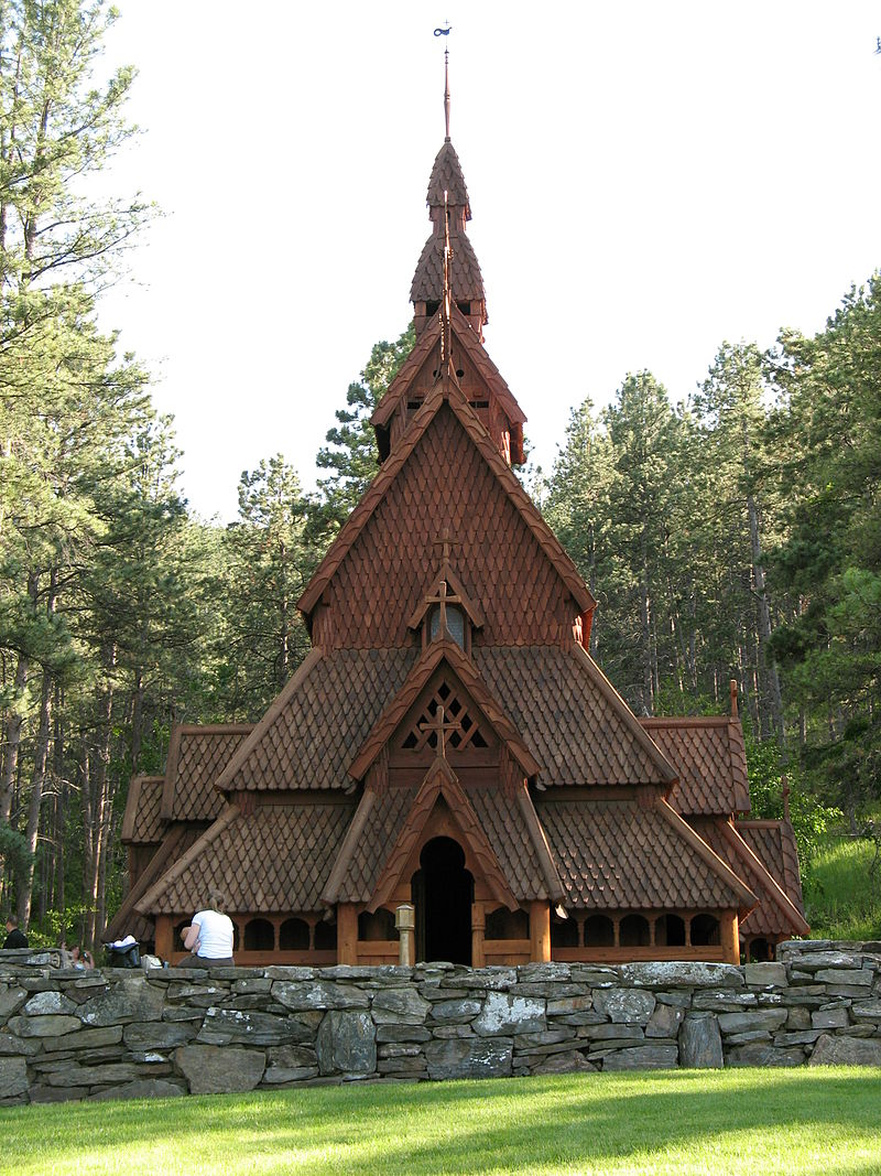 The Chapel in the Hills