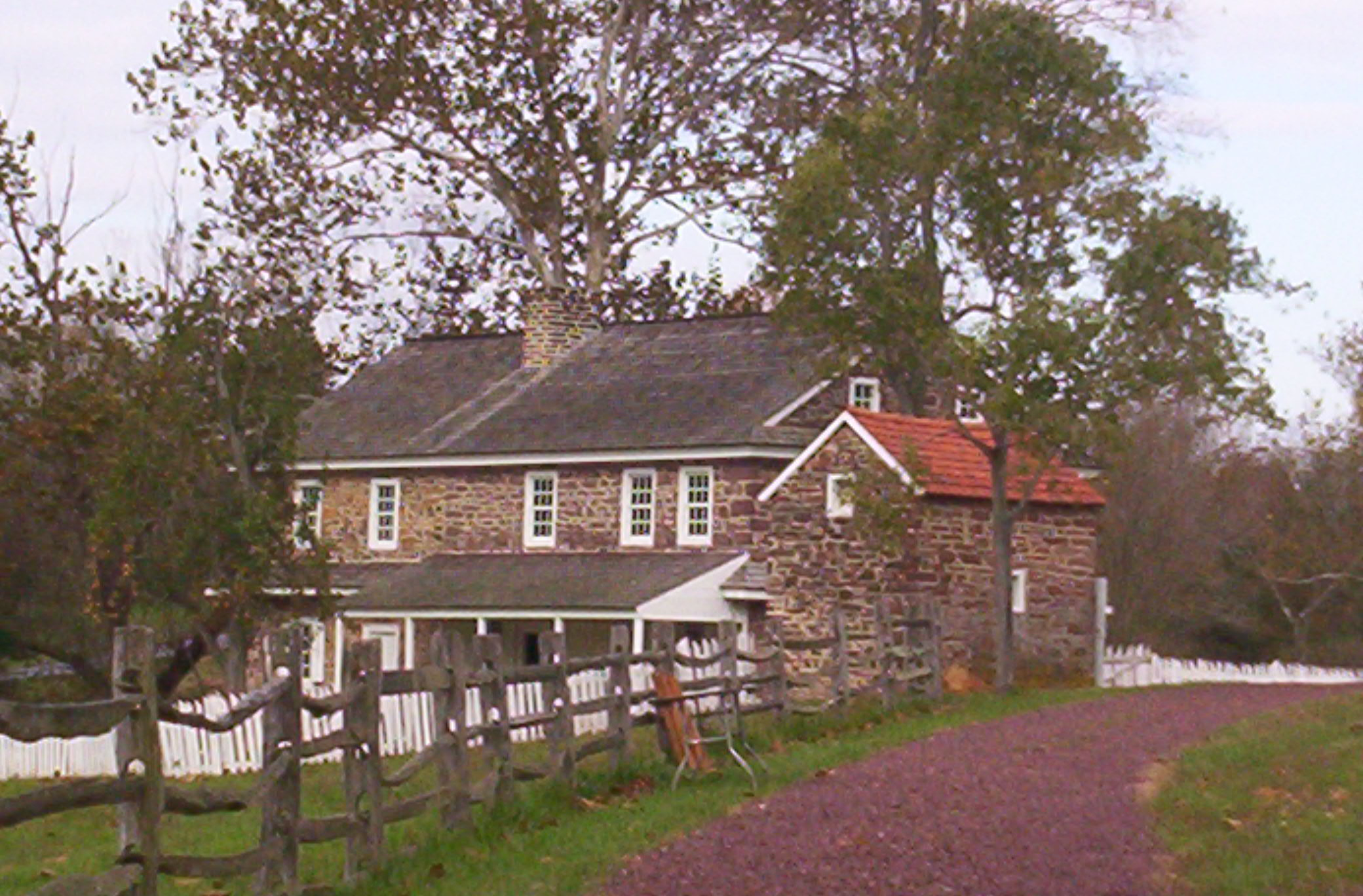 External View of Daniel Boone's Birthplace