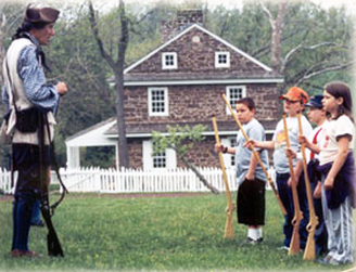 Educational Program at the Homestead