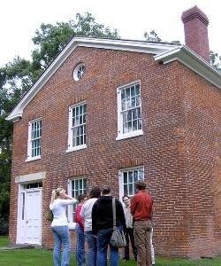 Plum Grove ~ Courtesy of Johnson County Historical Society