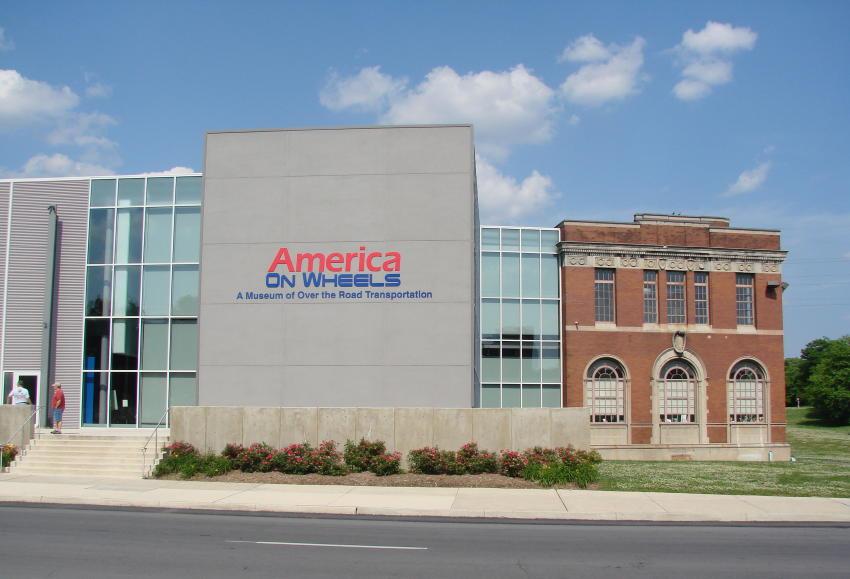 External View America on Wheels Museum