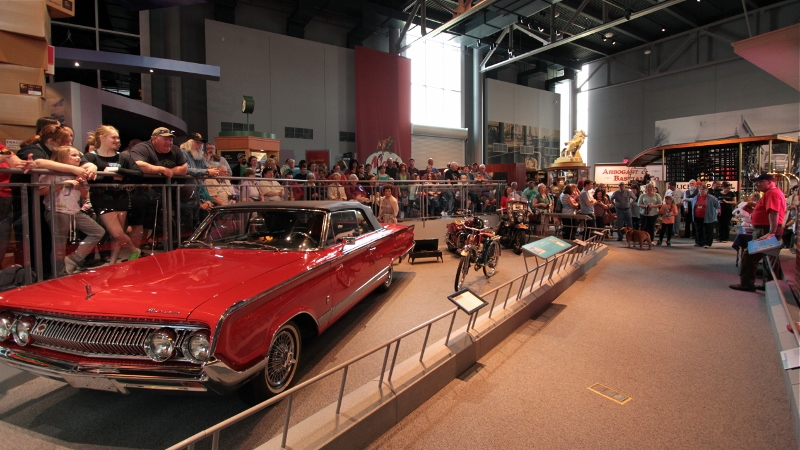 Auto Show at the Museum