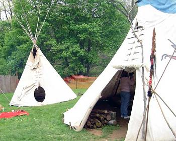 Tipi Exhibit