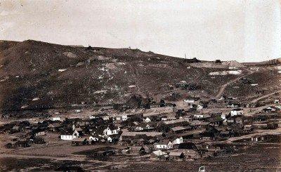 Bodie ca. 1890