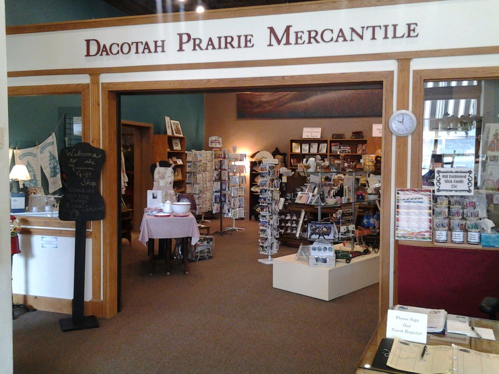 Dacotah Prairie Museum Gift Shop