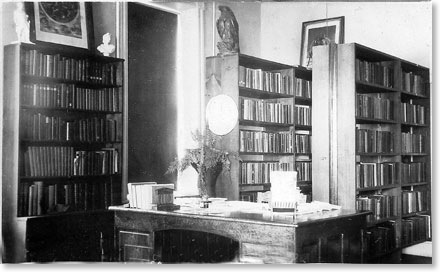 Stroud Mansion Public Library, 1940
