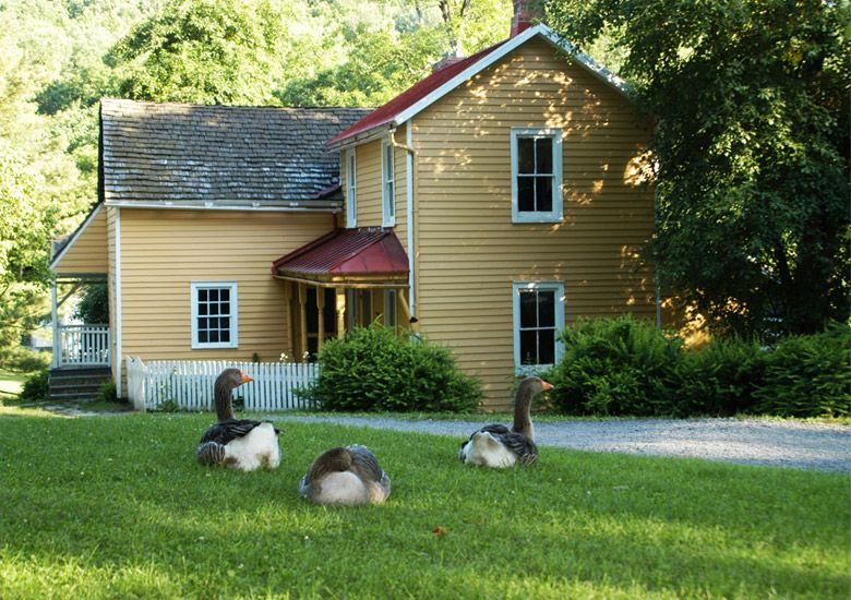 Quiet Valley Farmhouse