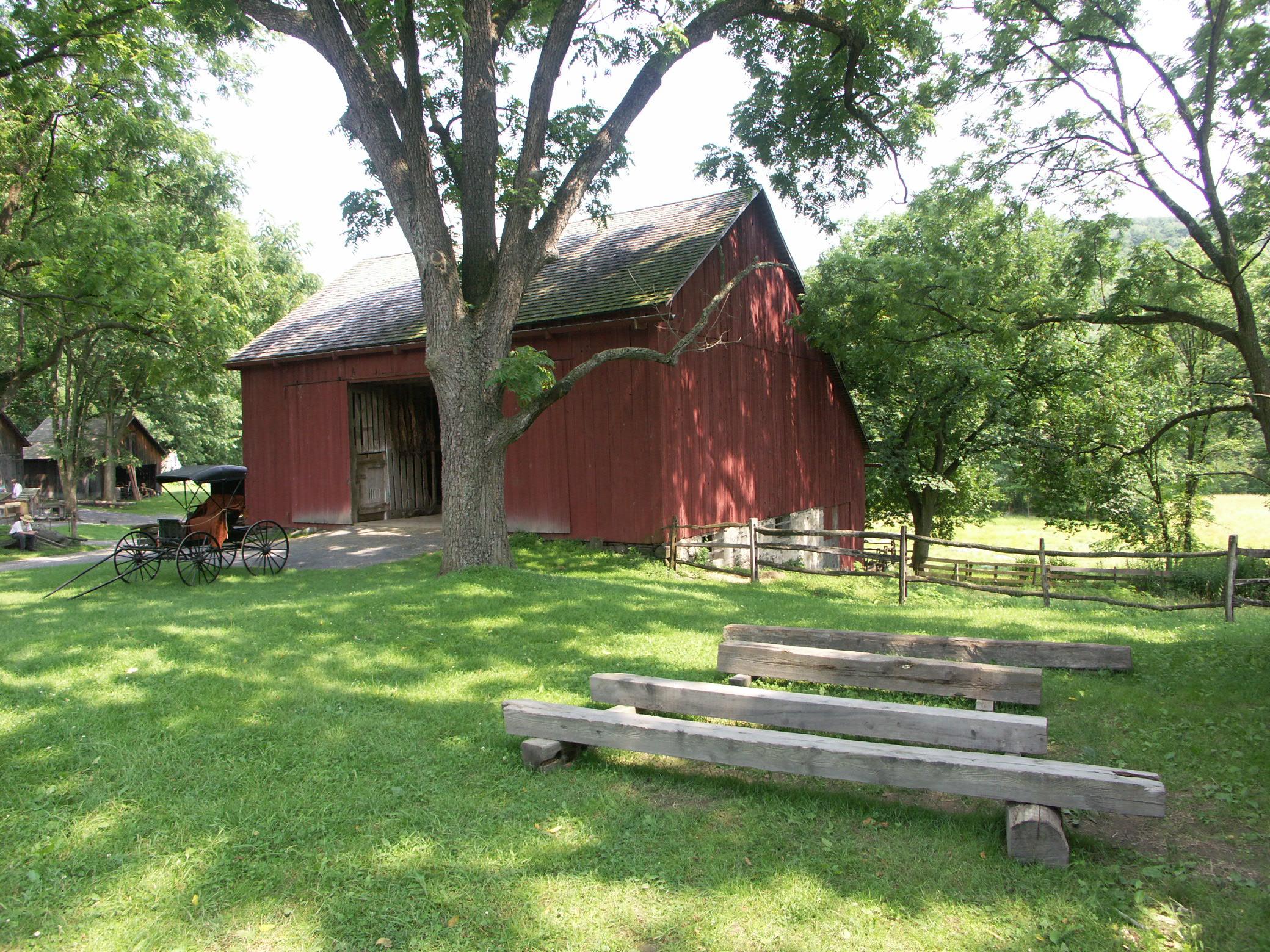 Quiet Valley Barn