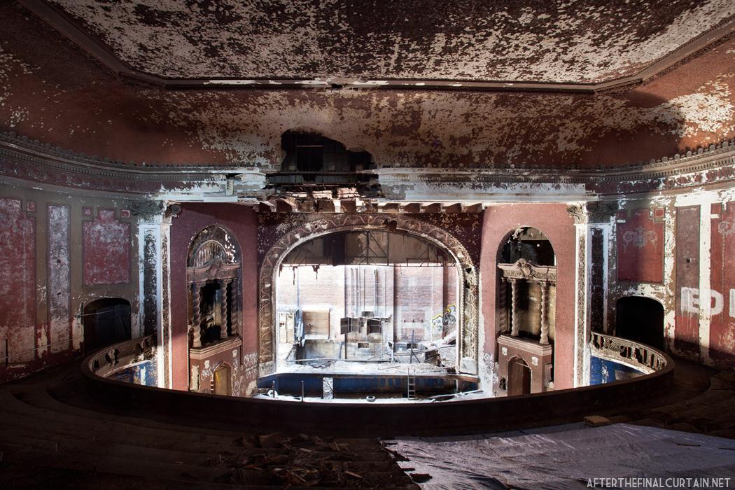Majestic Theatre Interior