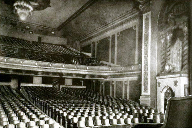 Majestic Theatre Historical