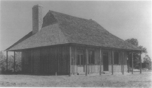 Cahokia Courthouse Historical