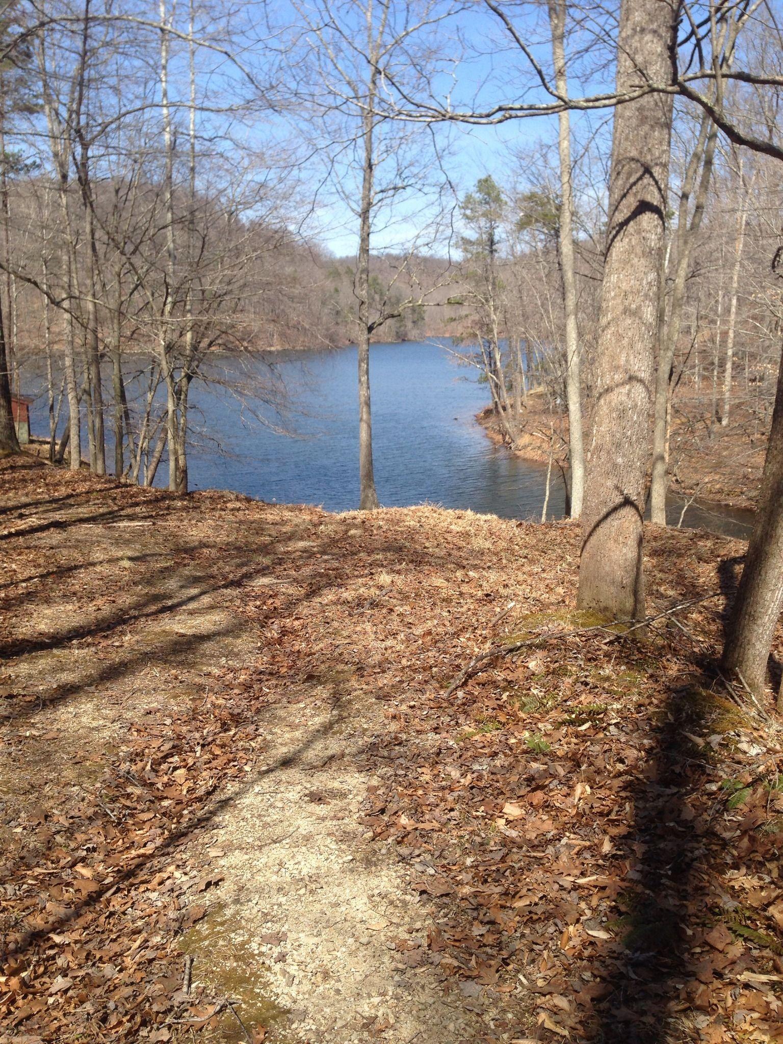 Jesse Stuart State Nature Preserve Hiking Trail