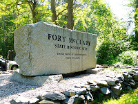 Fort McClary Entrance
