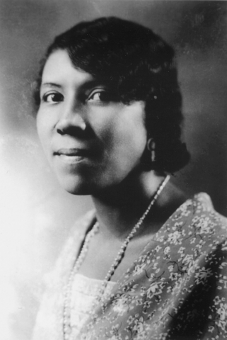 "Memphis Tennessee Garrison (1890-1988). Courtesy Of Ohio University Press, publishers of Ancella R. Bickley & Lynda Ann Ewen, eds., ""Memphis Tennessee Garrison: The Remarkable Story of a Black Appalachian Woman"" (Athens, 2001)"