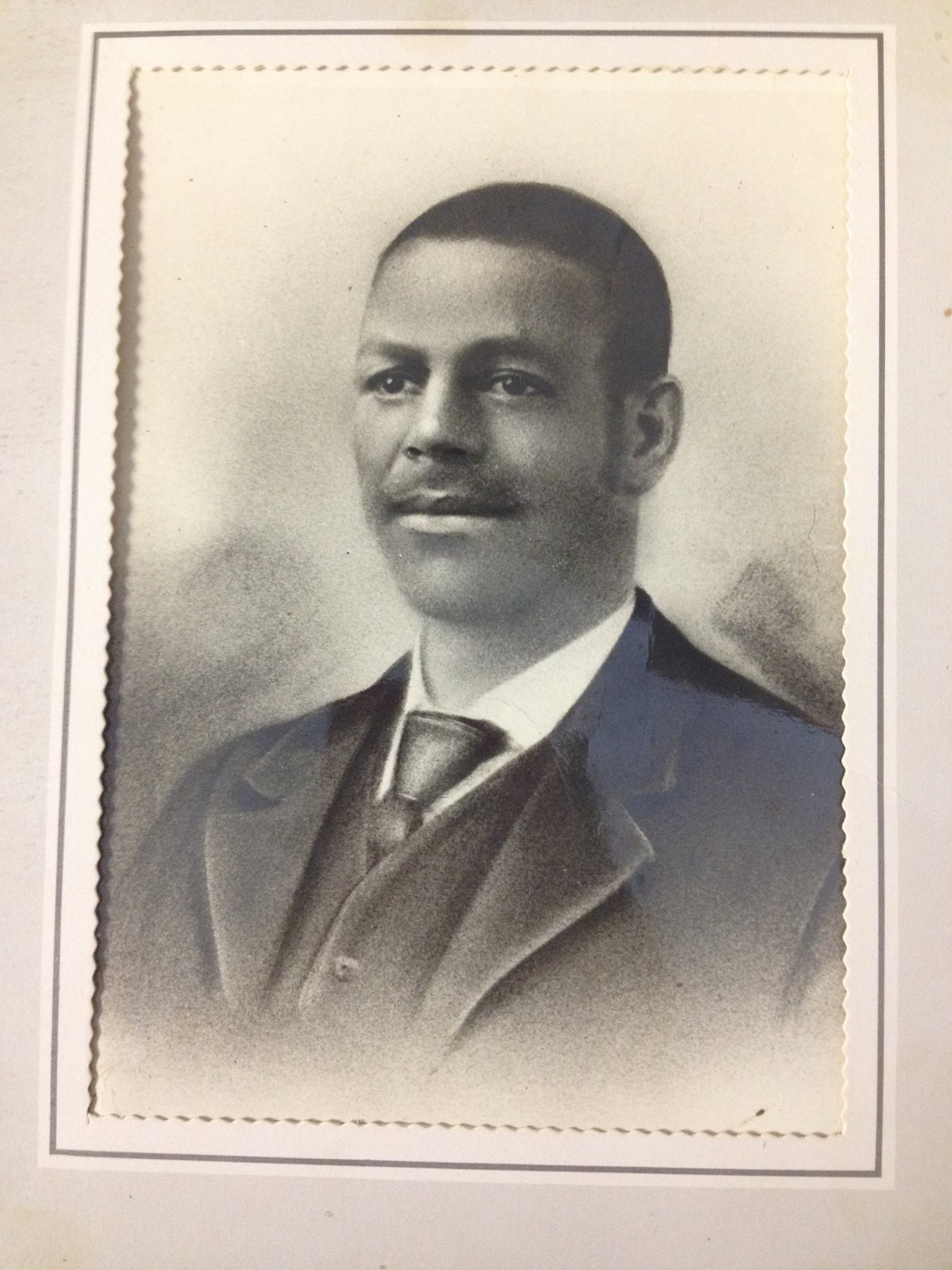 Rev. A.D. Lewis