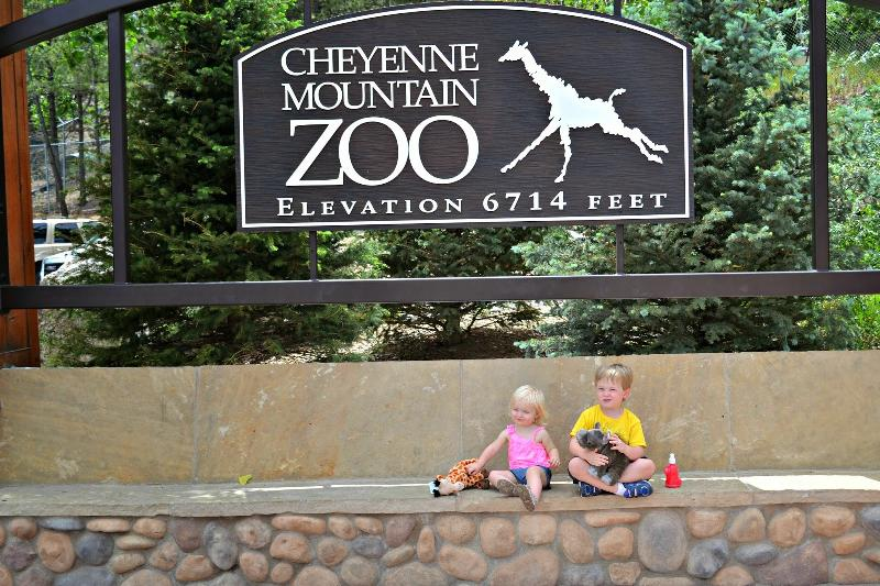 The Cheyenne Mountain Zoo is the only zoological park located on a mountain in the US.