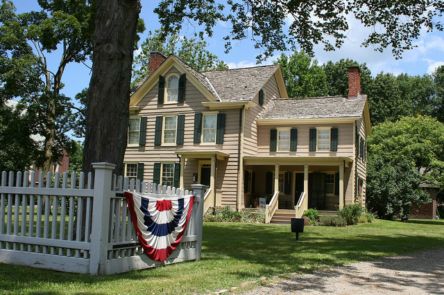 The home opened as a museum dedicated to Grover Cleveland's life and legacy in 1913.