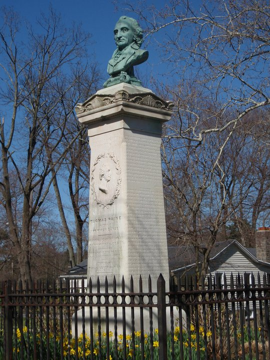 Thomas Paine Memorial