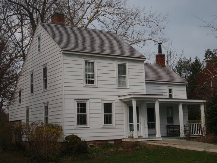 Thomas Paine Cottage