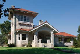 The Prichard House