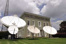 Today the Carpenter House is also the headquarters for WNIN.