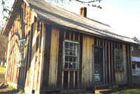 The Samuel H. Dalton House is also a part of the museum. Samuel H. Dalton was a freed slave, who purchased the house from the John A. Logan estate.