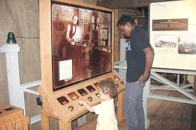 Interactive Exhibit at Speedwell