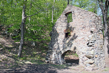 Speedwell Iron Works Ruins