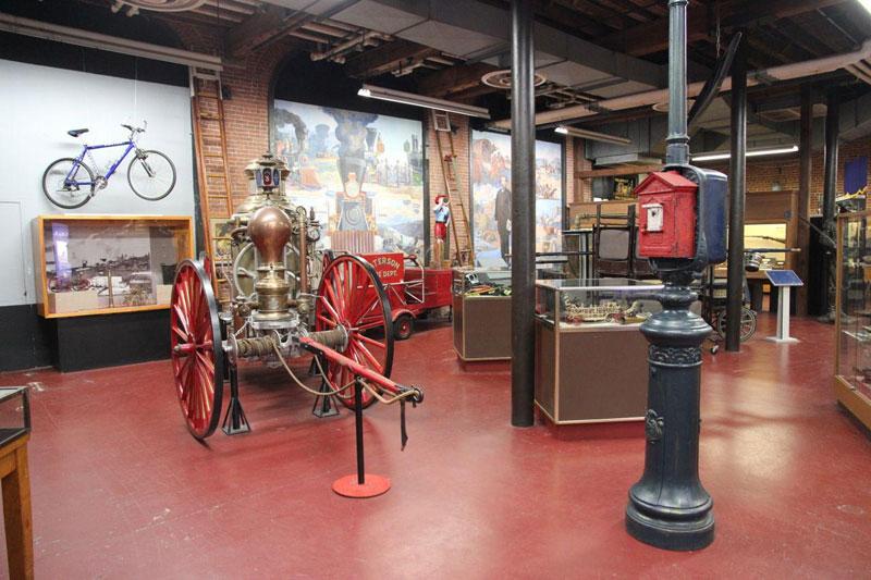 Fire Department Exhibit