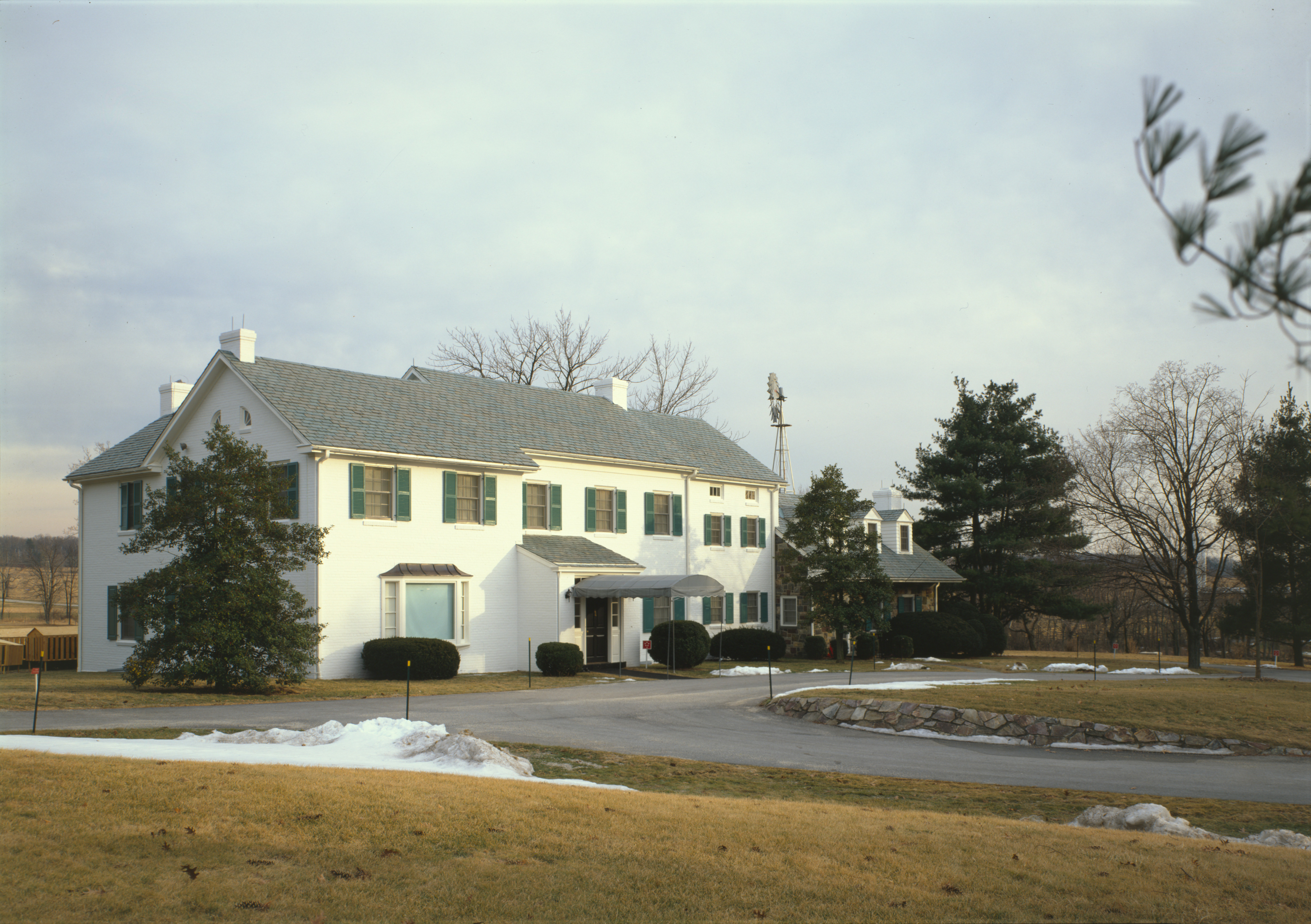 Home of Eisenhower.