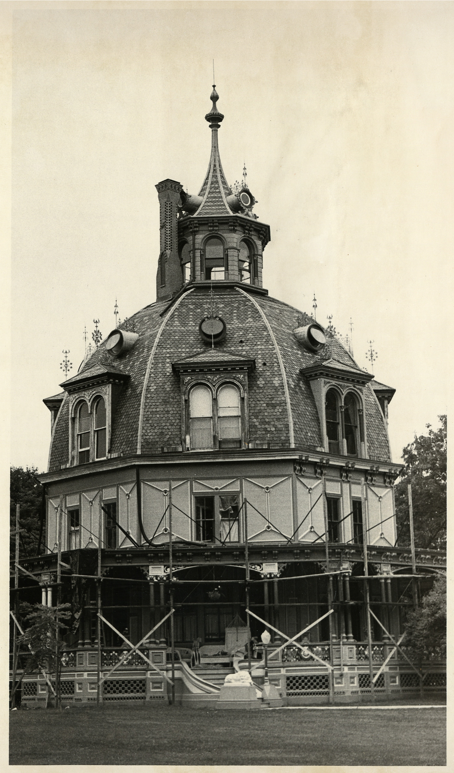 The Armour-Stiner Octagon House