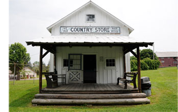 Historic Country Store at the Museum