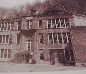 Liberty High School late 1920s-early 1930s. Courtesy of www.williamsonwestvirginia.us