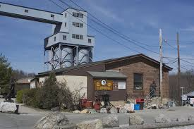 Outside View of Sterling Hill Mining Museum