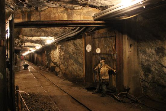 One of the Mine Tunnels