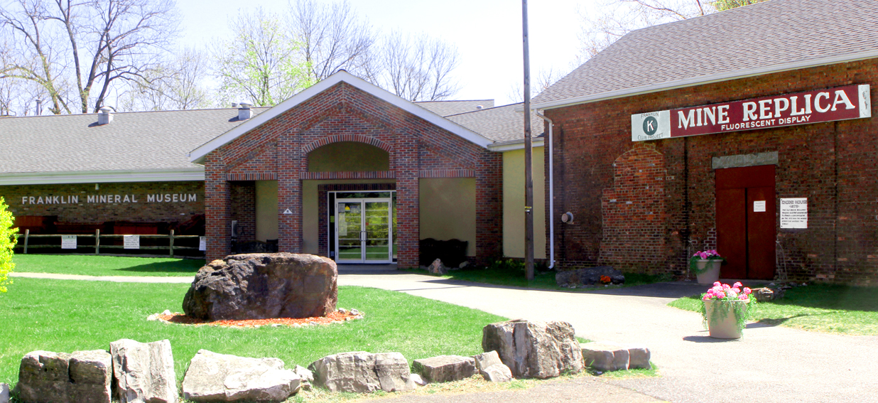 Franklin Mineral Museum Building