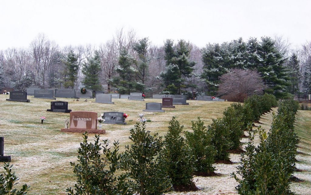 Westview Cemetery by Idawriter on Panoramio [archived]