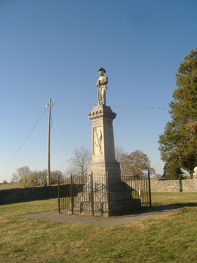 Perryville Confederate Monument