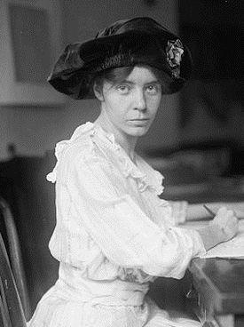 Alice Paul, around 1915