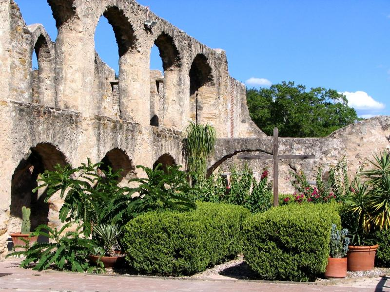 Convento, Friars' Residence (source: NPS)