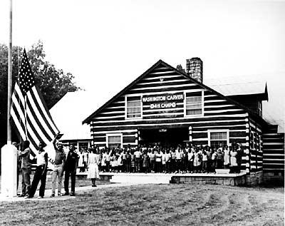 Camp Washington-Carver in 1960s.