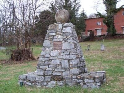 Dick Pointer Monument
